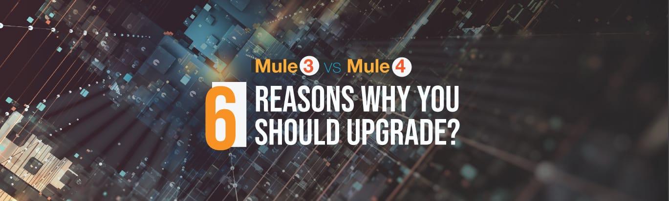 Mule 3 vs Mule 4