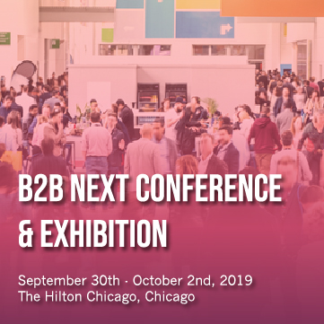 B2B Next Conference & Exhibition 2019