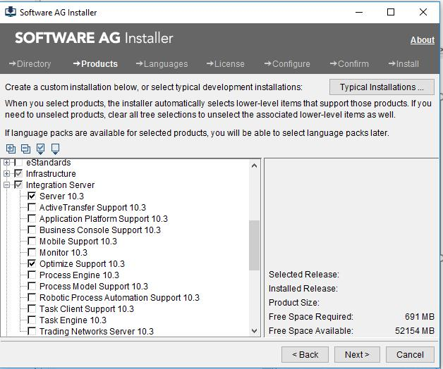 Software AG Installer